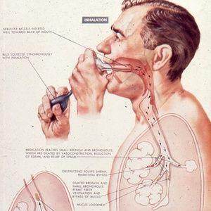 handcrafted Accessories - Vtg Medical Slide Photo Viewer Keychain nebulizer